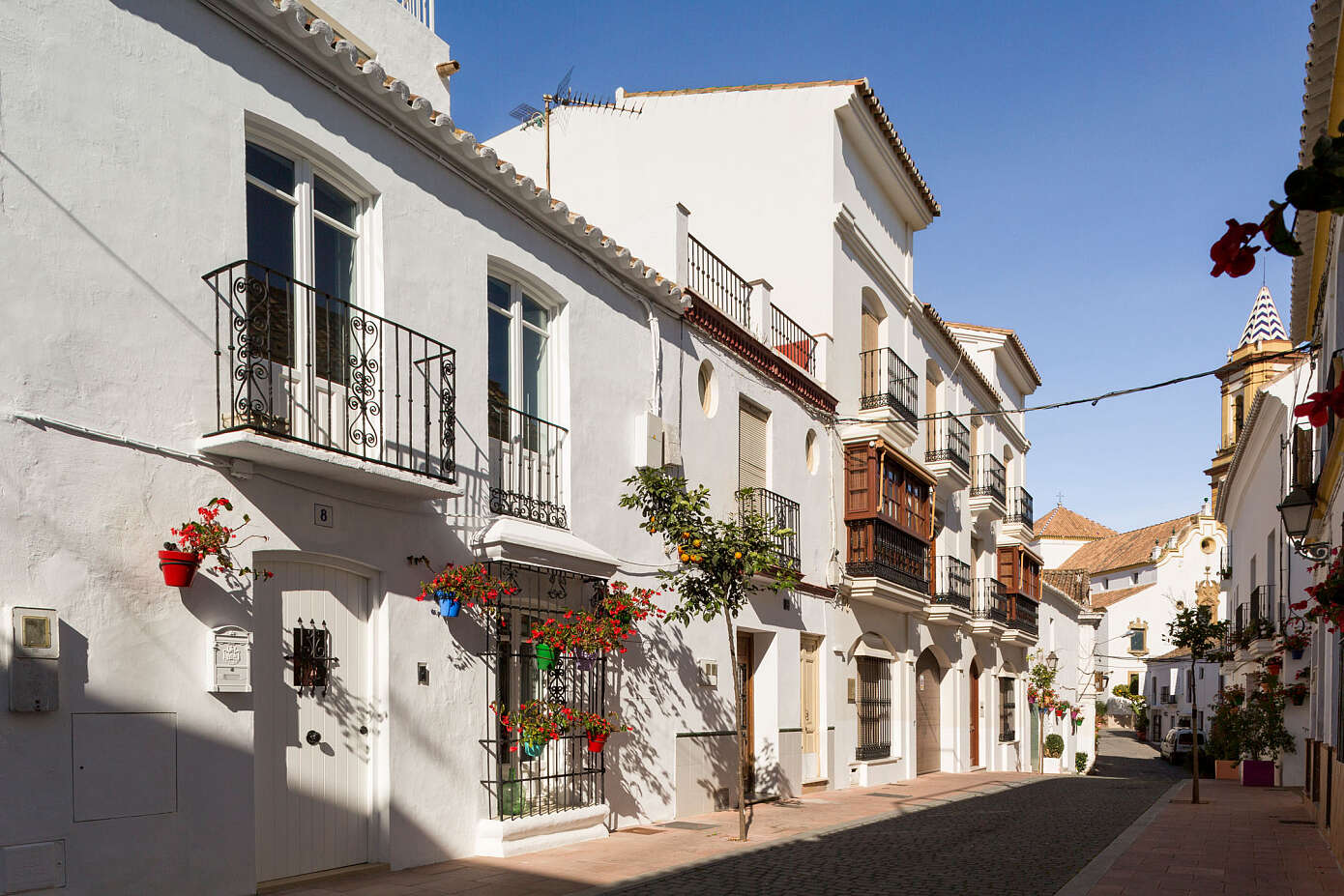 Calle Sevilla by Alejandro Gimenez