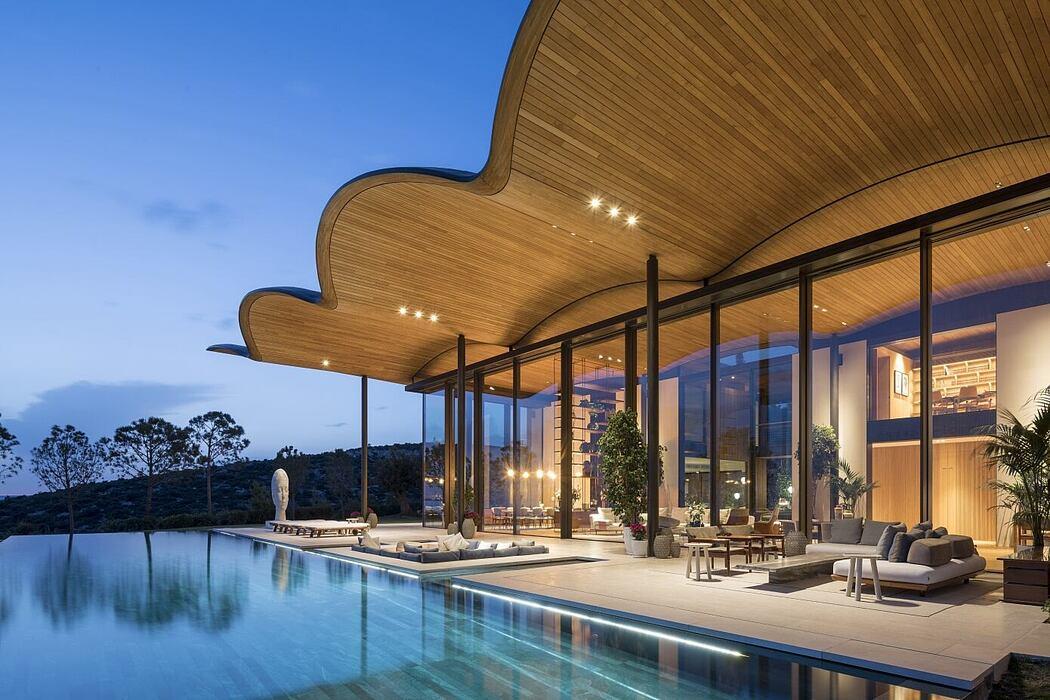 Dolunay Villa by Foster + Partners
