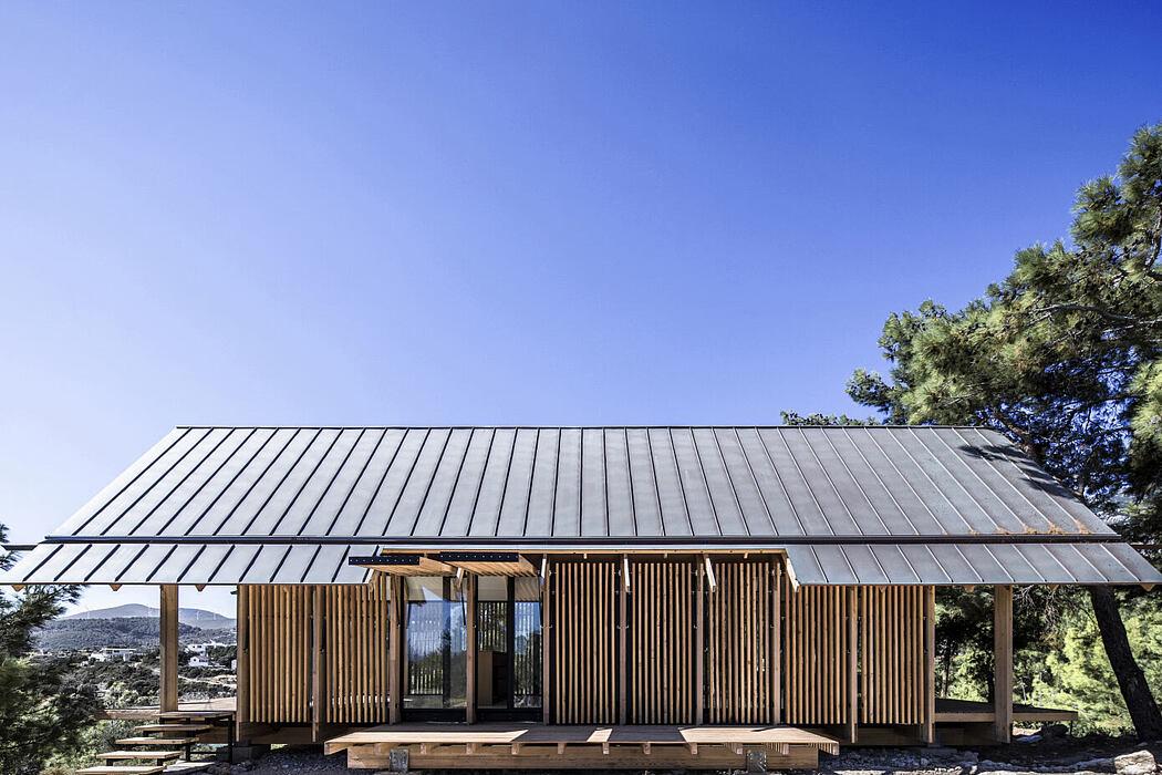 Modular Unit by Teke Architects Office