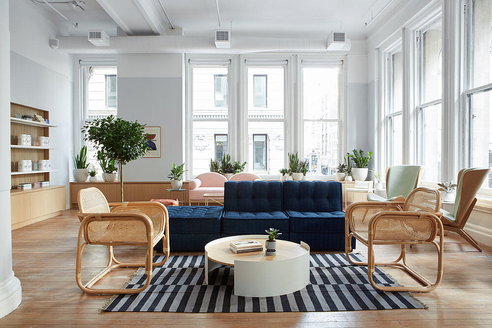 Parsley Health NYC by Alda Ly Architecture and Design