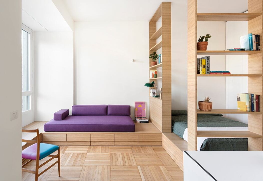 One Room – Five Places by Tommaso Giunchi