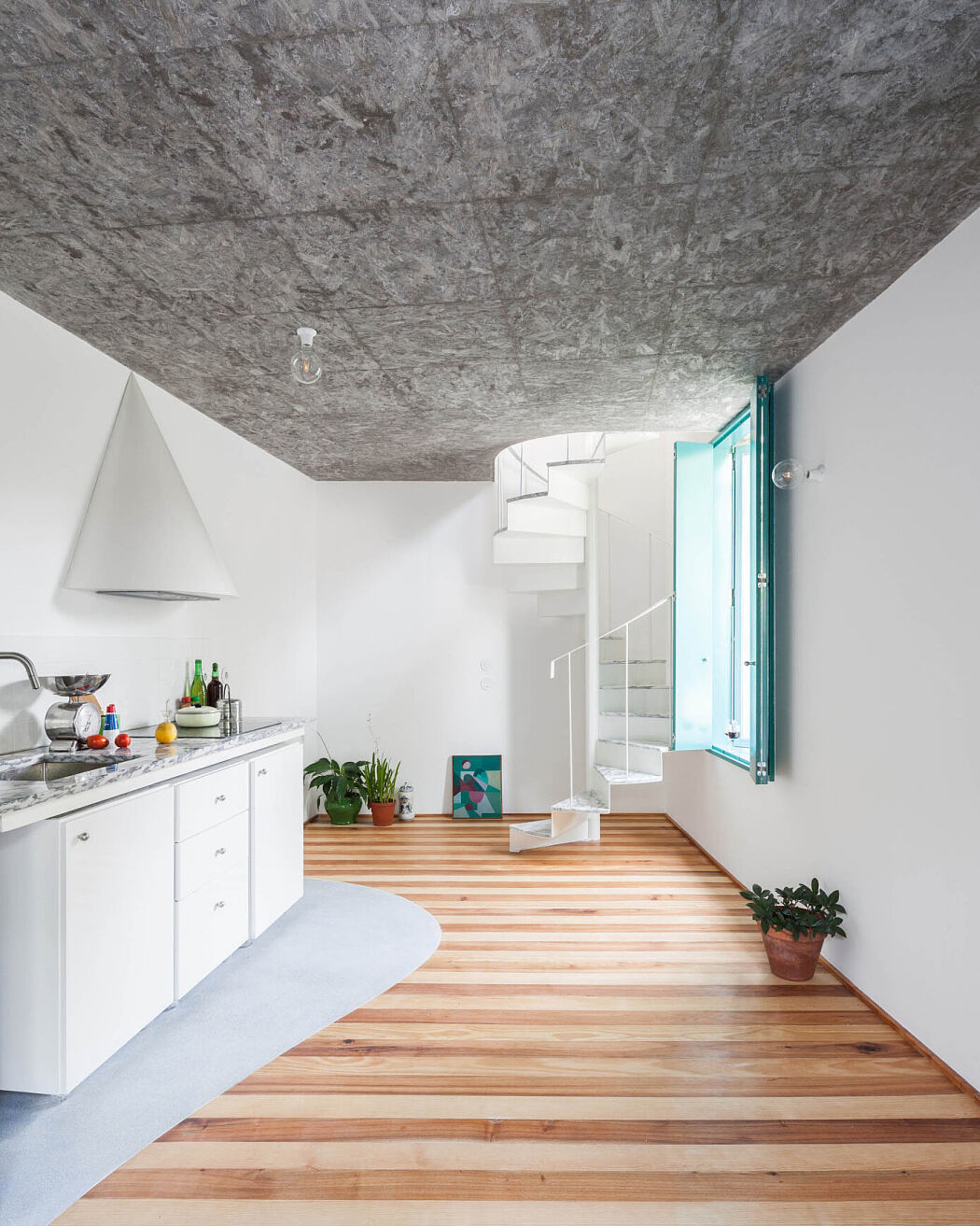 Small House by Fala Atelier