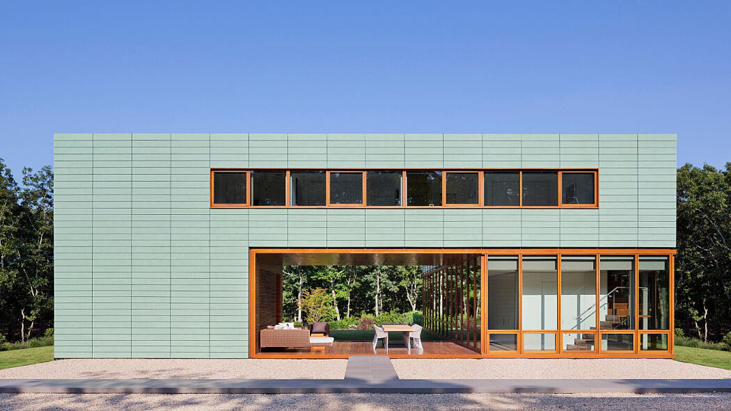Green House by Roger Ferris + Partners