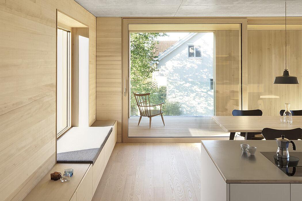 Lochau Retreat by Bernardo Bader Architekten
