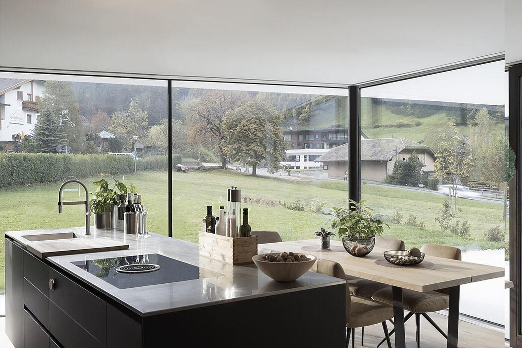 La Casa Pura by Perathoner Architects
