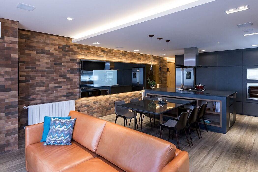 GB Apartment by Bibiana Menegaz