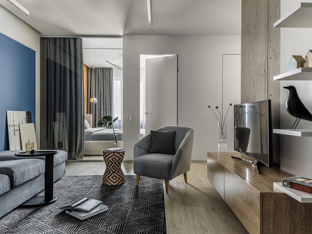 OSH Apartment by Albert Bagdasaryan