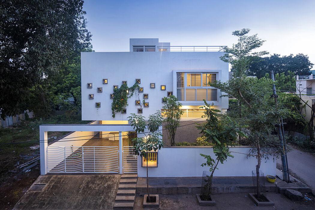 Bellary House by Gaurav Roy Choudhury Architects