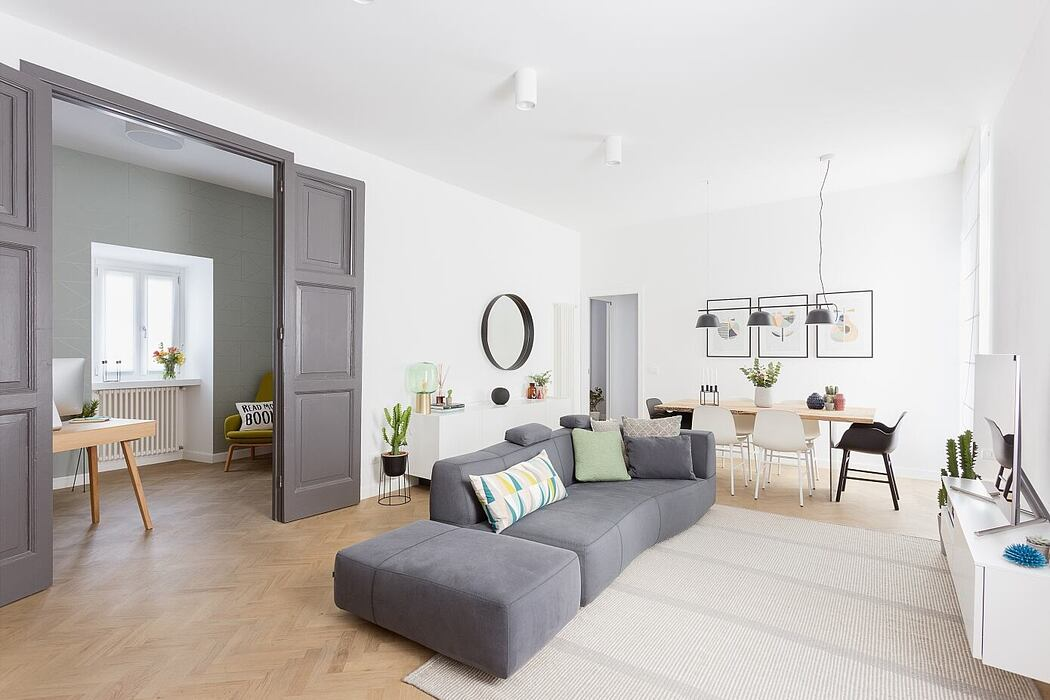 FA Apartment by 07am