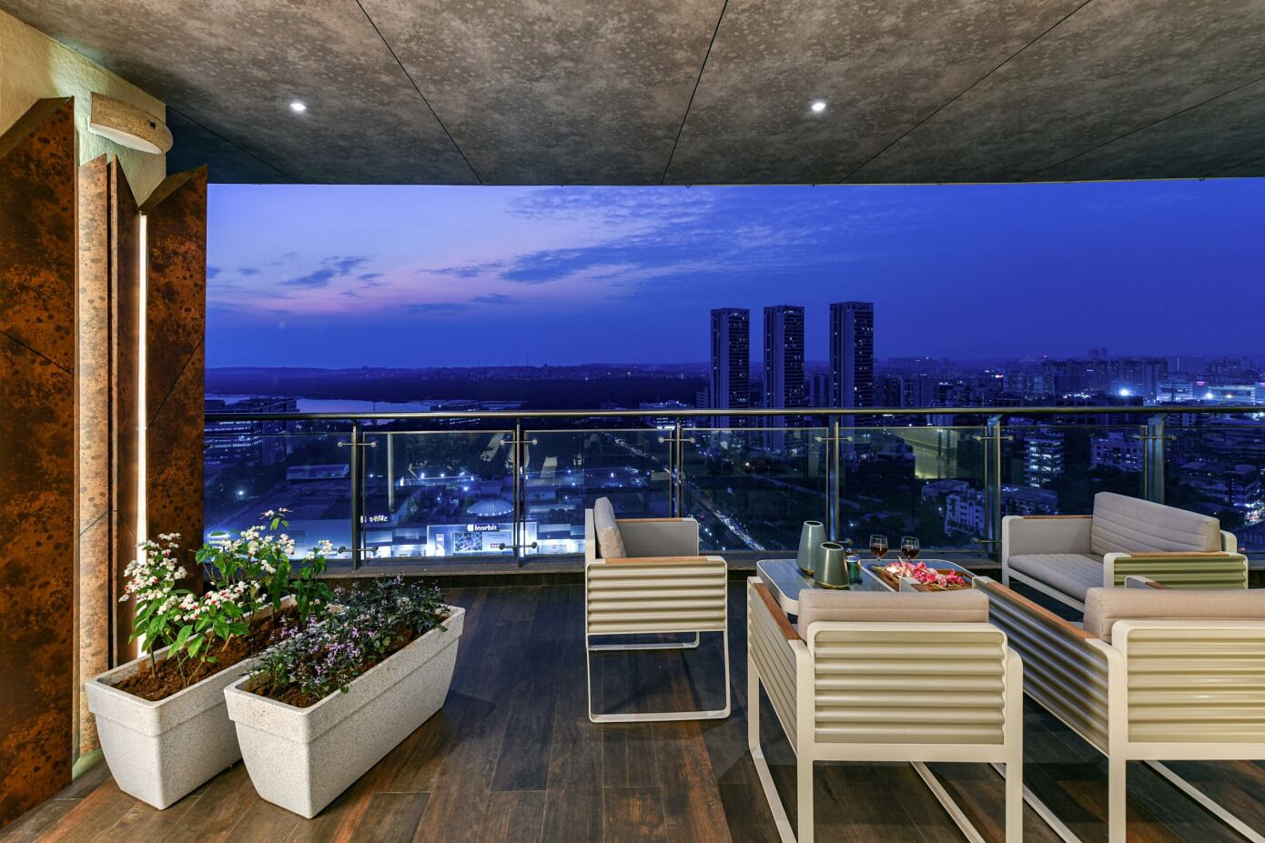 Pinnacle by AUM Architects