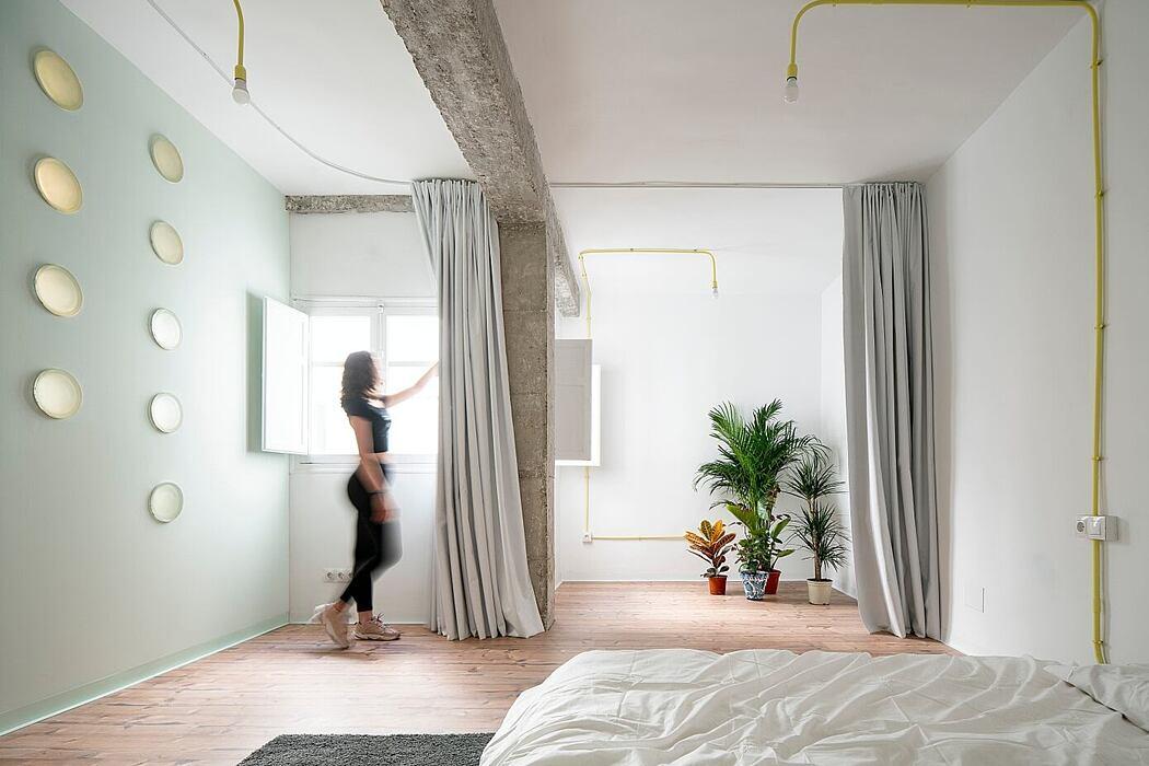 Casa de las Cortinas by GRX Arquitectos
