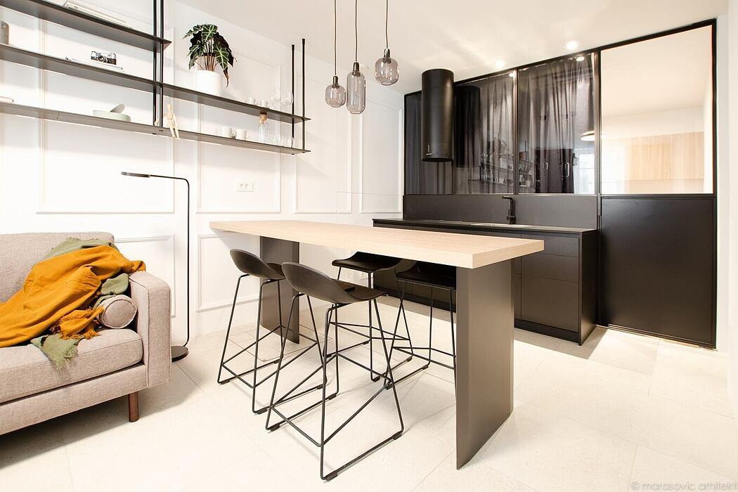 Apartment V1 by Marasovic Arhitekti