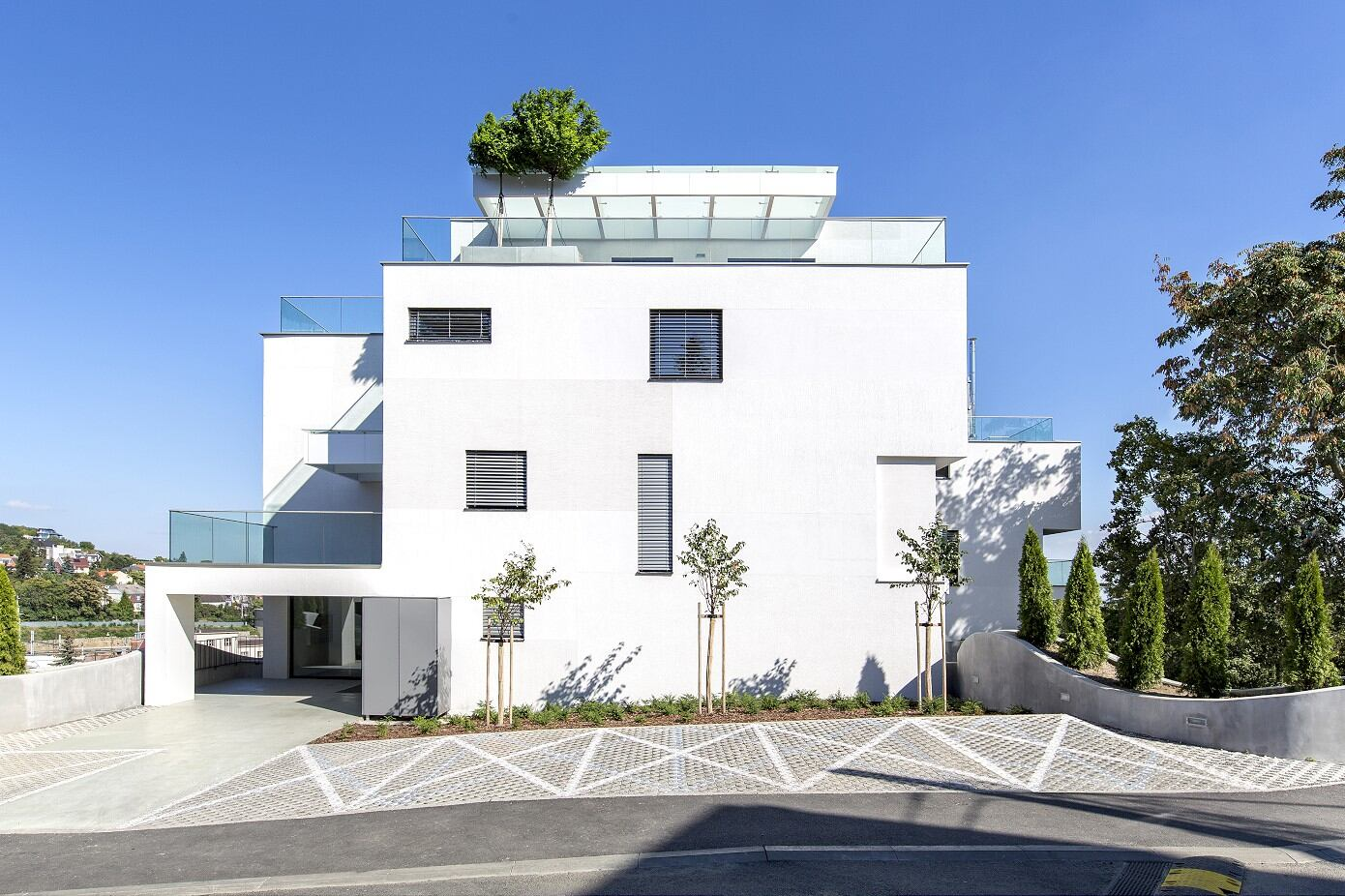 Sokolská Residence by Architekti Šebo Lichý