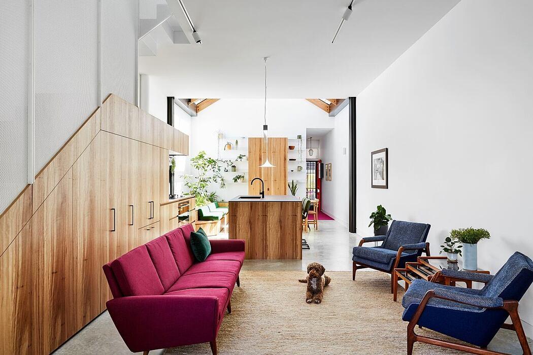 Newry House by Austin Maynard Architects