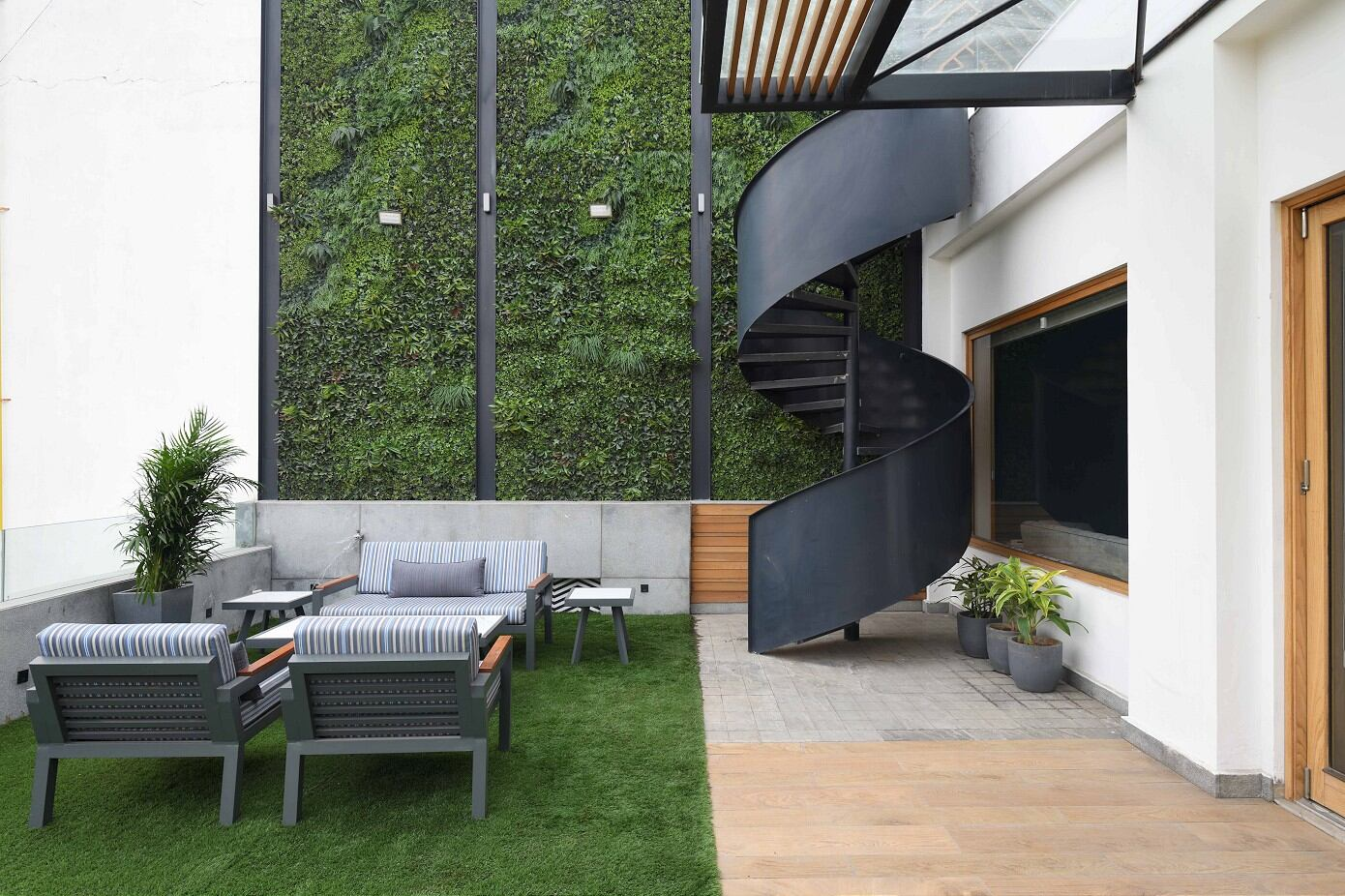 The Screen House by Spaces Architects