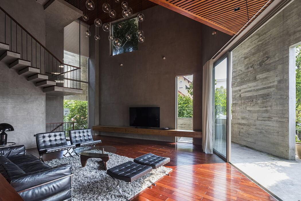 Ha Long Villa by VTN Architects