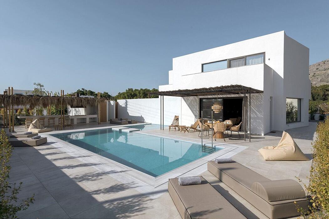 Bianco Villas by Melenos   Katogas & Partners