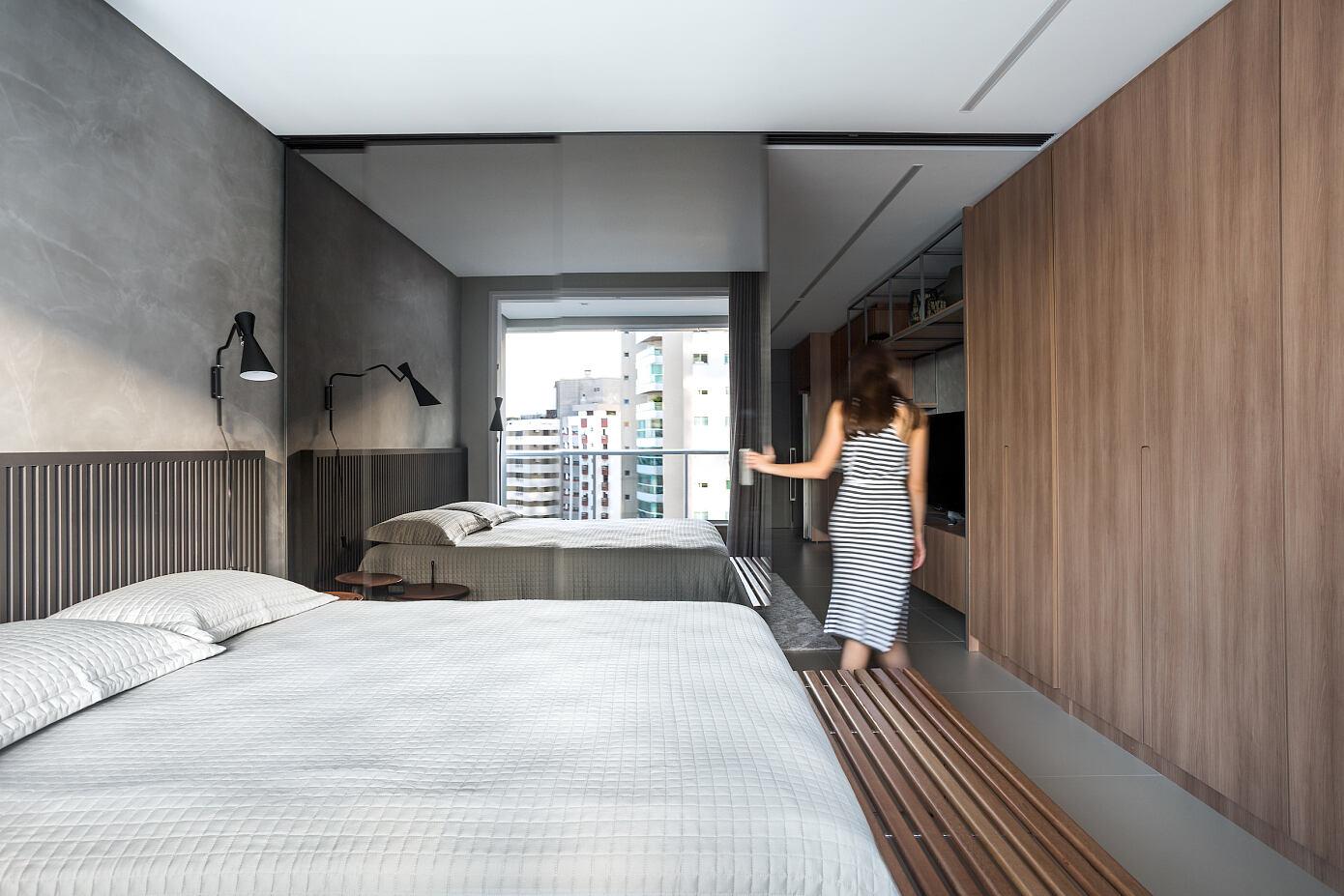 HR Apartment by Studio Boscardin.Corsi Arquitetura