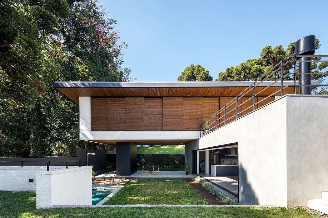 House AC by Nommo Arquitetos