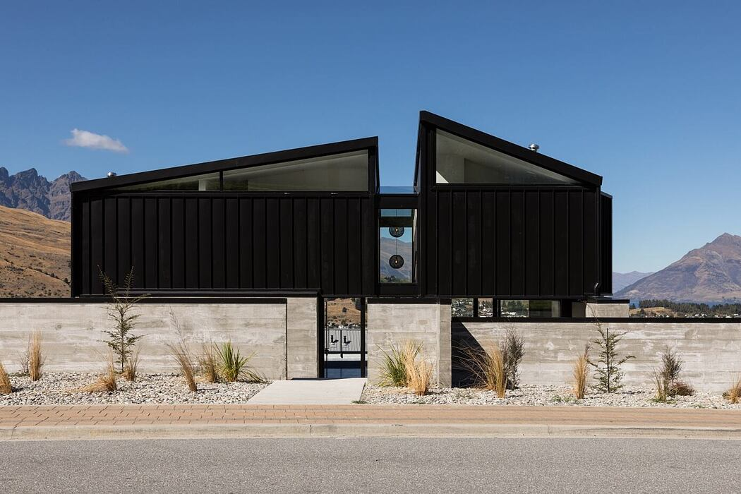 St Marks Lane by Dorrington Atcheson Architects