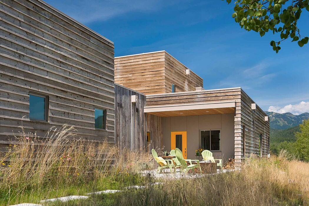 Montana Modern House by Cameron MacAllister