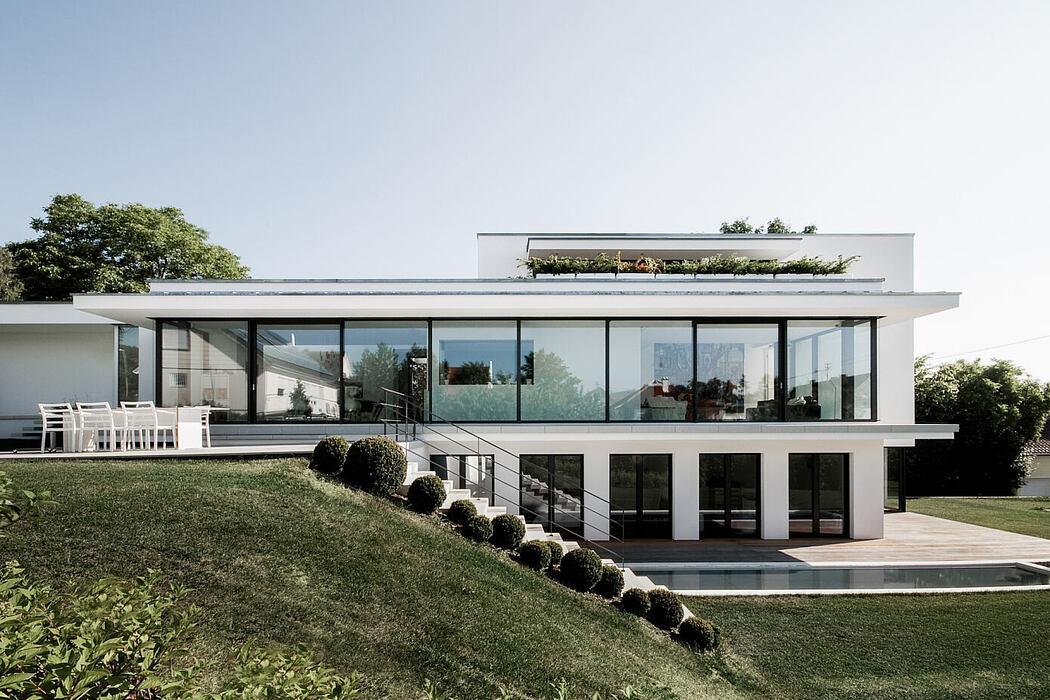 Villa Mauthe by Philipparchitekten Anna Philipp