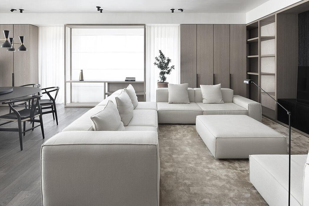 Lungonera Savoia Penthouse by Studio Mabb