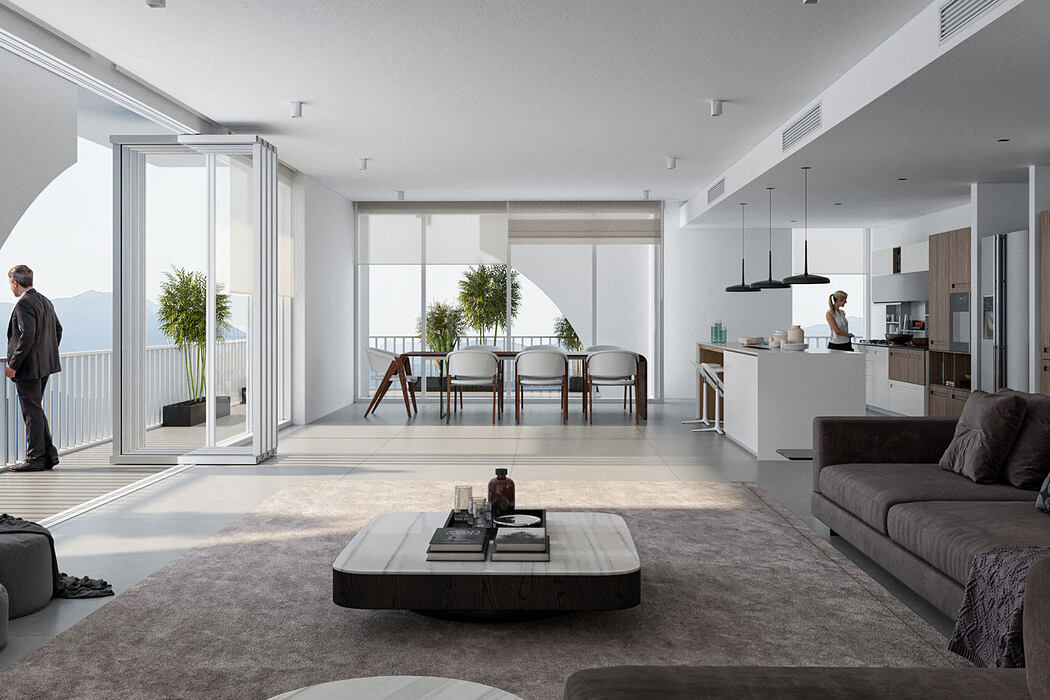 13Chenar Residential by Mado Architects
