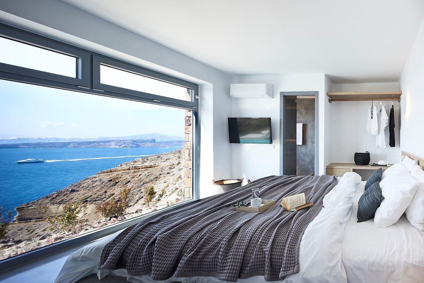Nature Eco Residences Santorini by George Zafiriou