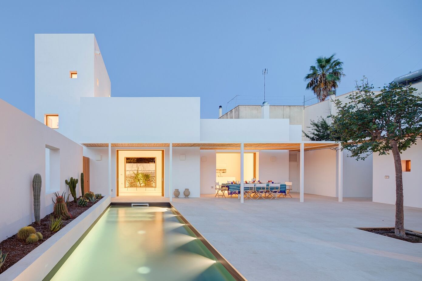 La Torre Bianca by Dosarchitects