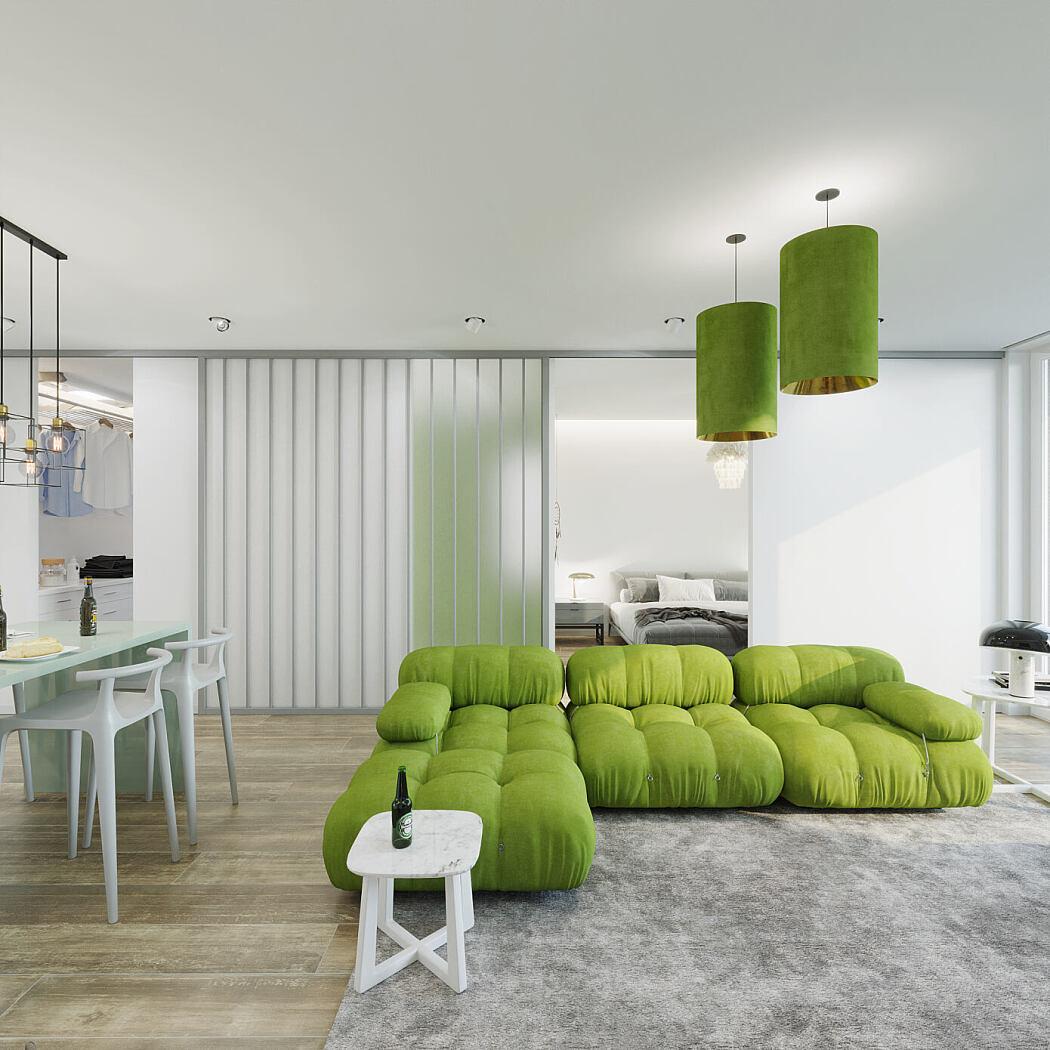 The Green Flat by Zoltán Katona