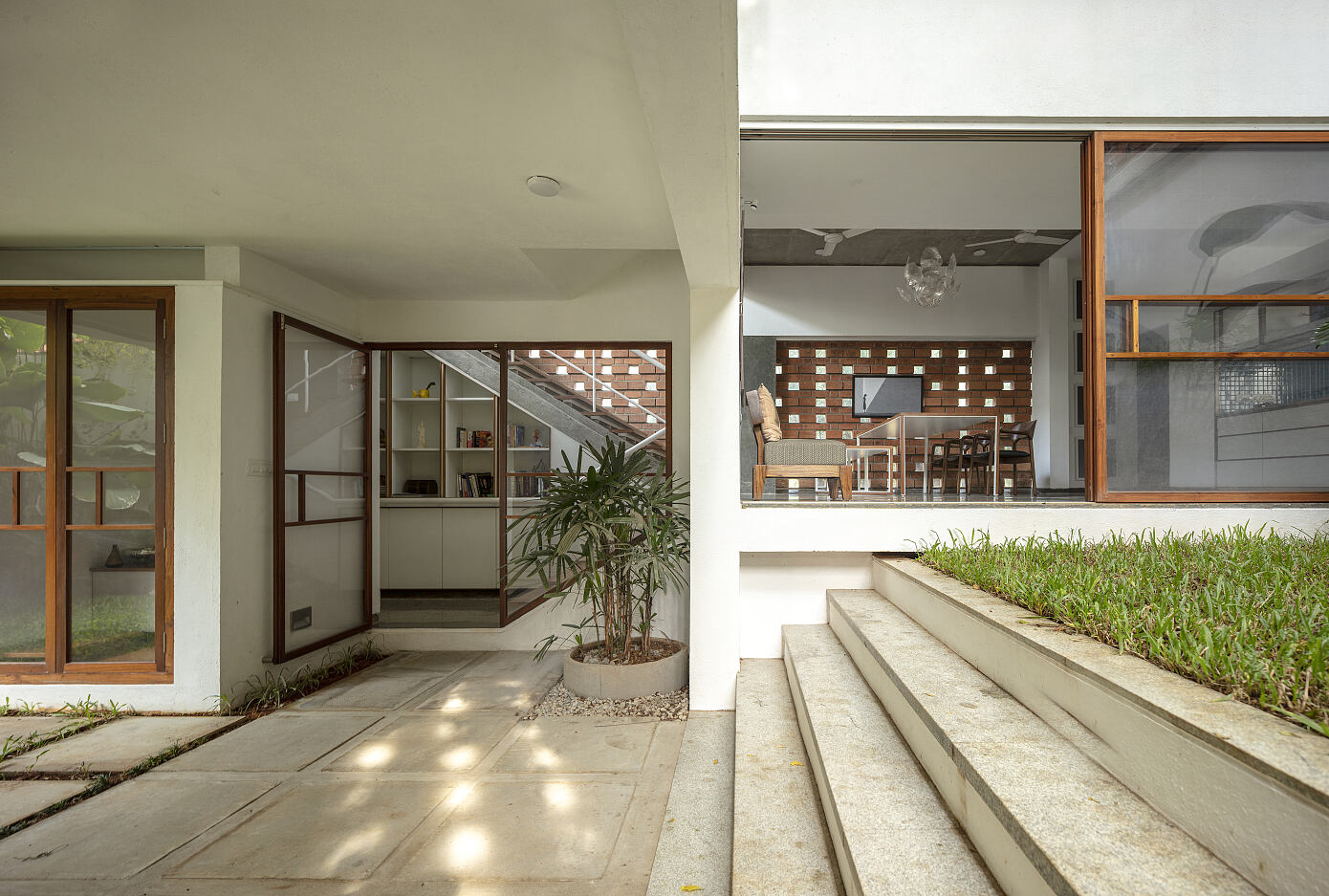 Inside Out House by Gaurav Roy Choudhury Architects