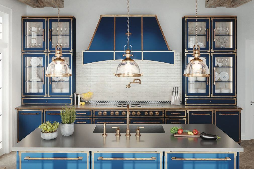 French Country by L'Atelier Paris Haute Design