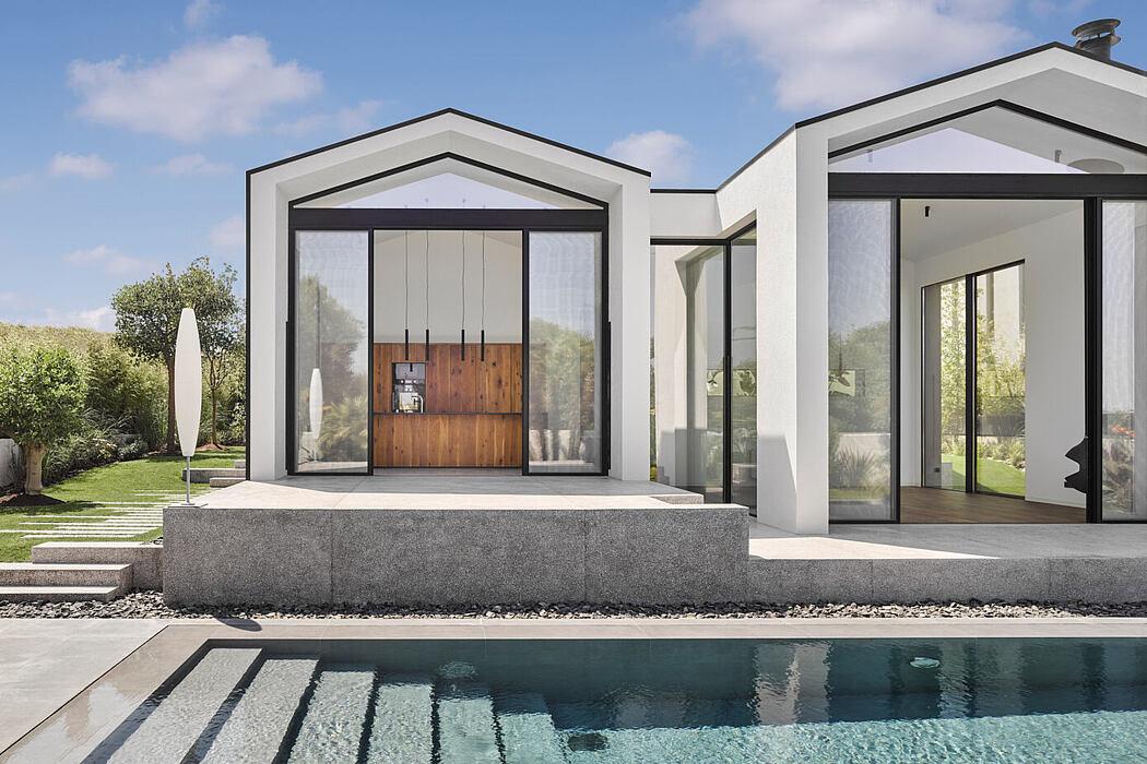 Mamurbaba House by Orkun Nayki Architecture