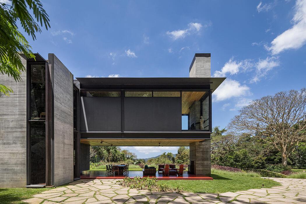 Rio House by Olson Kundig