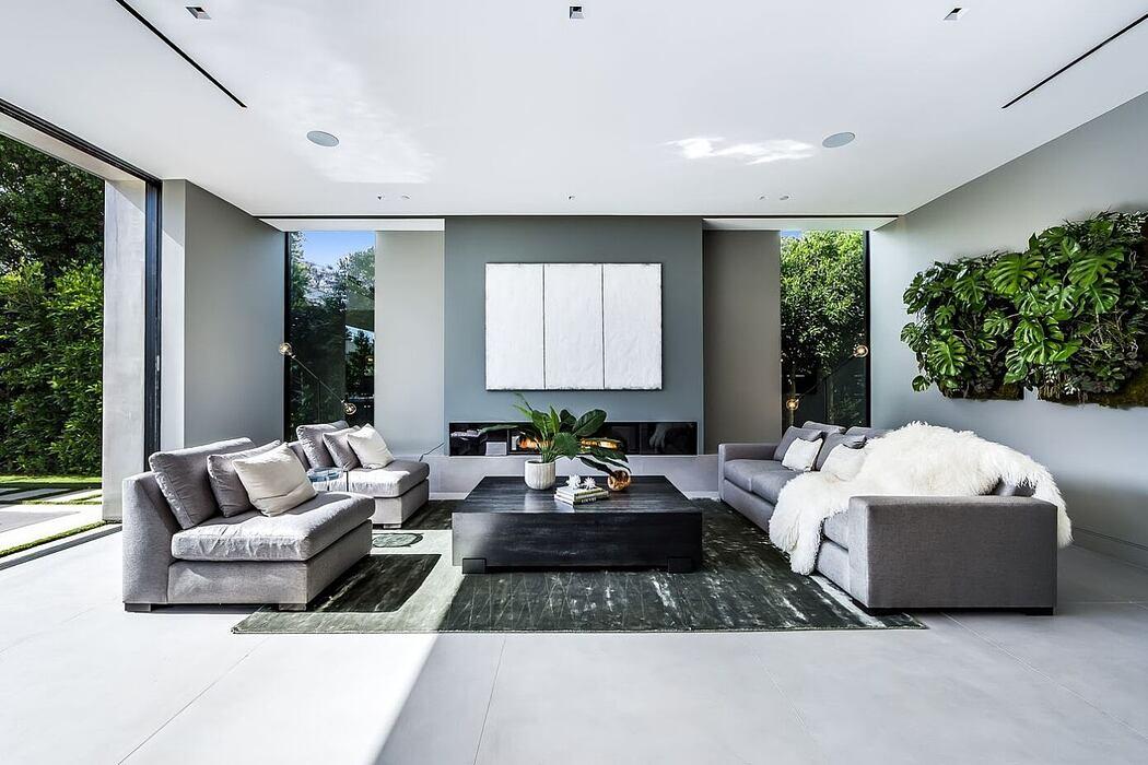935 Residence by Crockett Architects