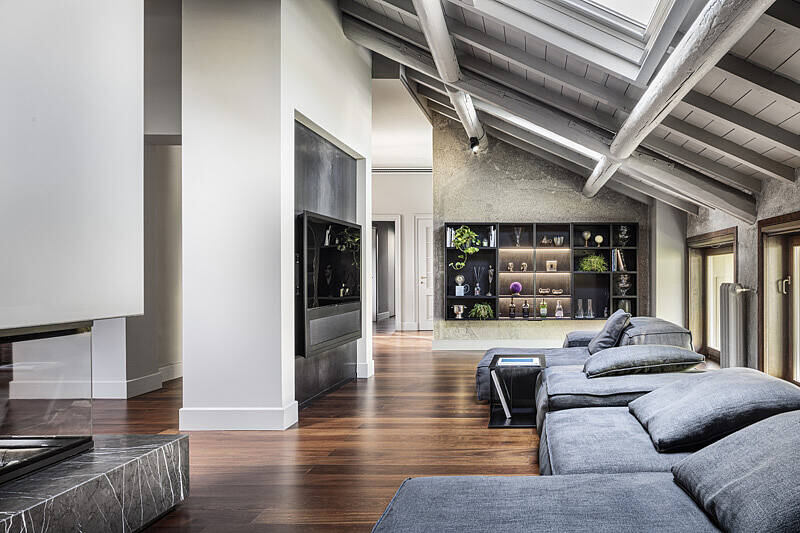 House MCM Brescia by Ghiroldi Design