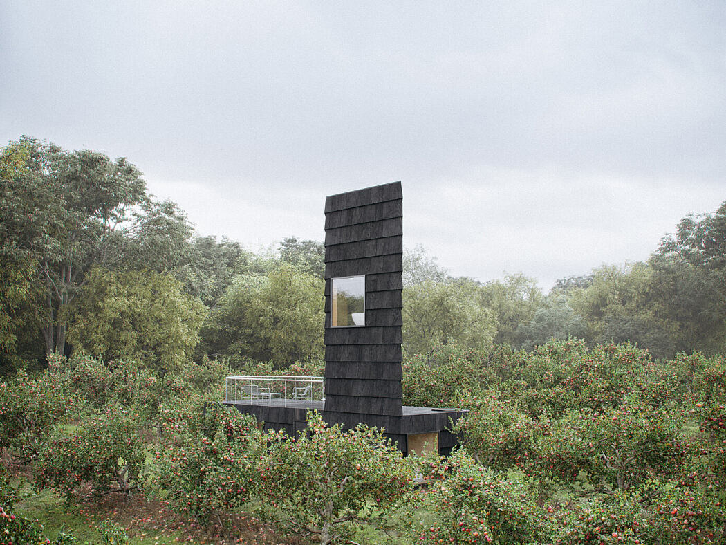 The Orchard by Wojr: Organization for Architecture