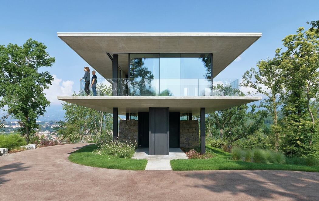 Teca House by Federico Delrosso Architects