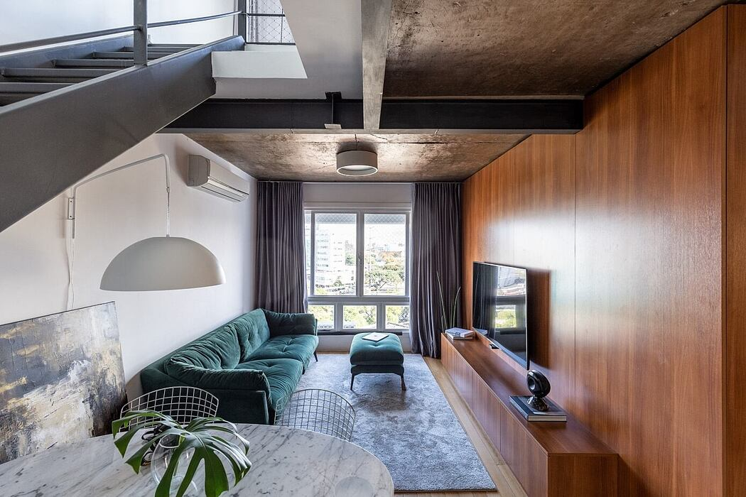 Twins Apartment by Paralelo 30
