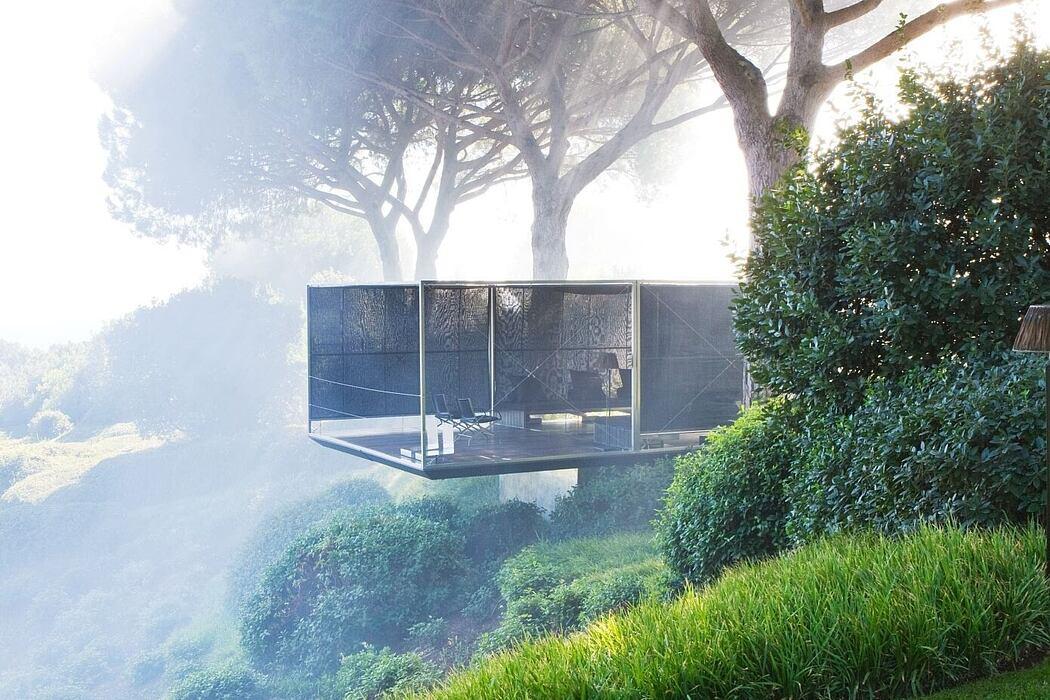 Villa in Monte Argentario by Lazzarini Pickering Architetti