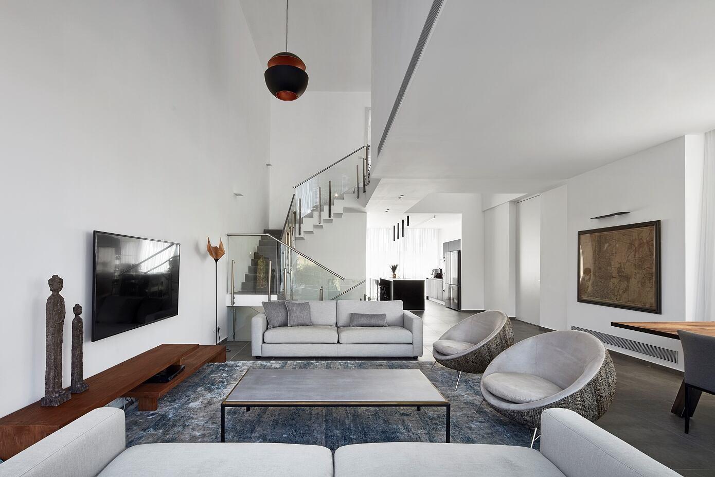 Arsuf Villa by Pazit Winer