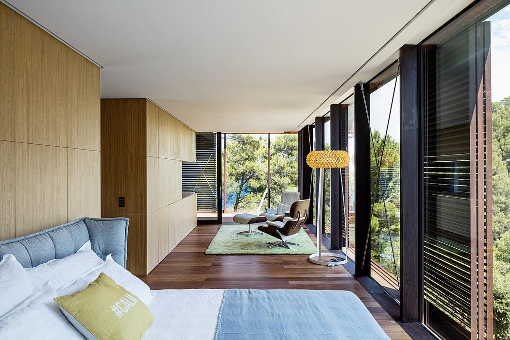 Guest House Pavilion 1401 by Nordest Arquitectura