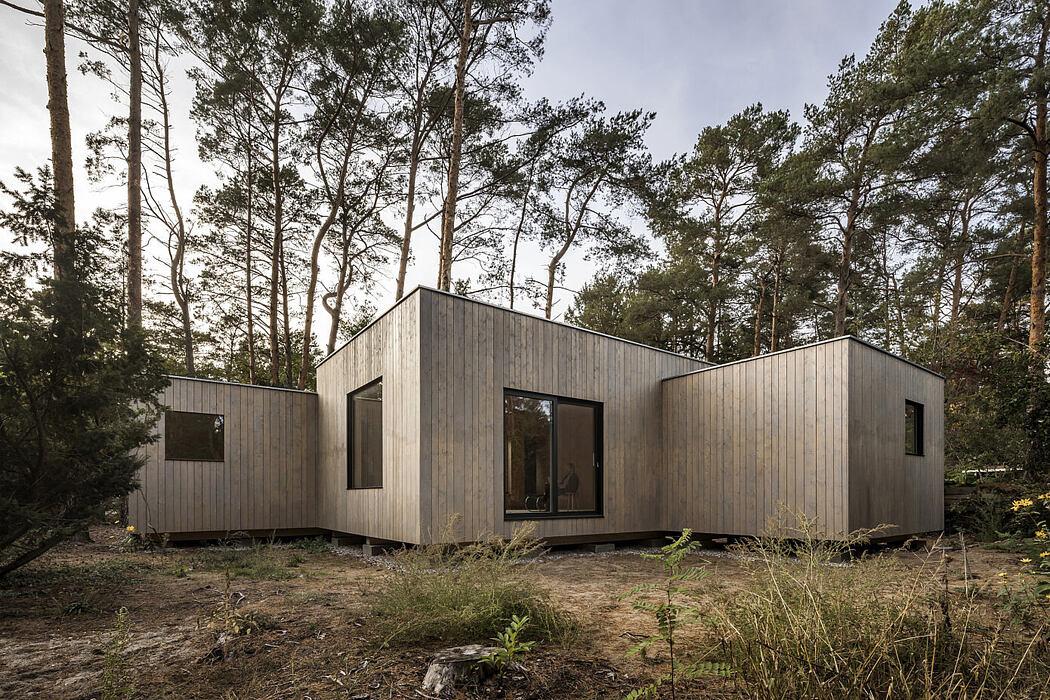 House Köris by Zeller & Moye