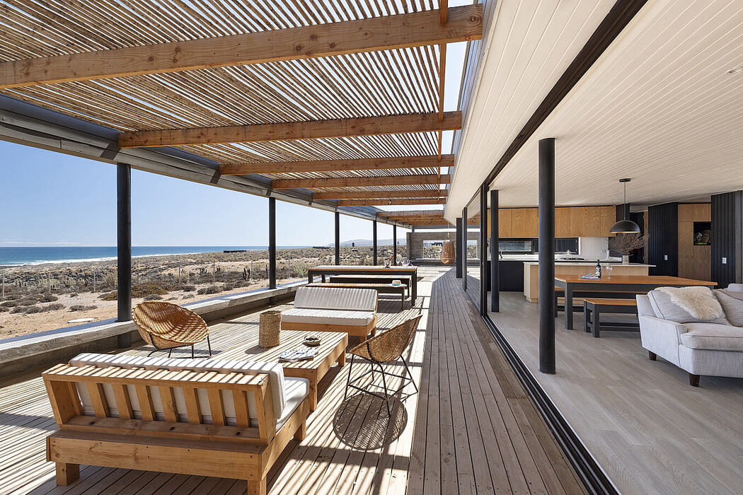 VC House by Dumay Architects