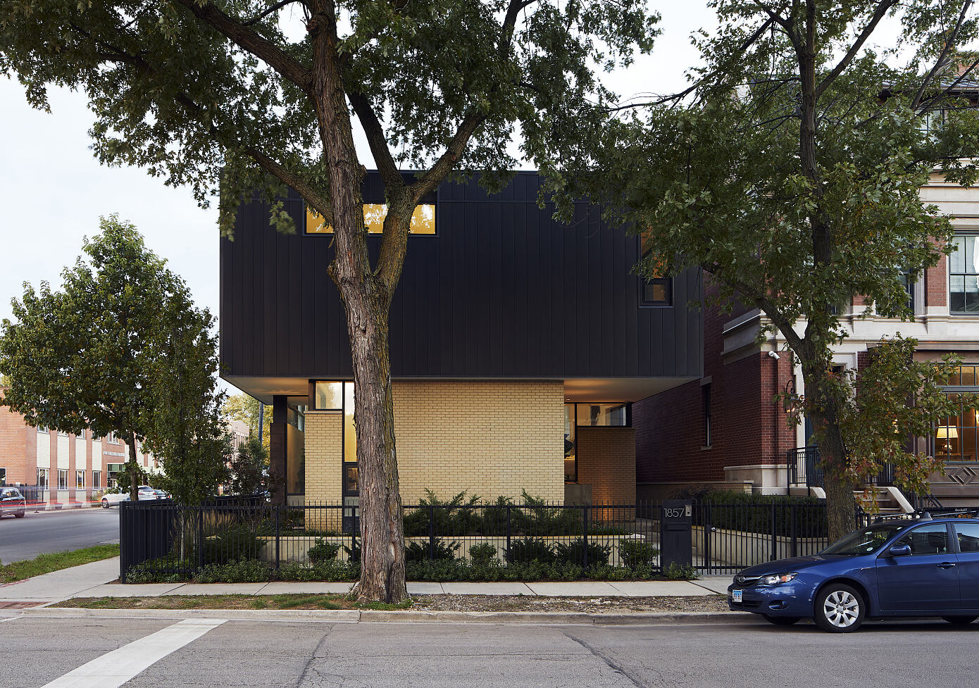 Hermitage Residence by Studio Dwell Architects