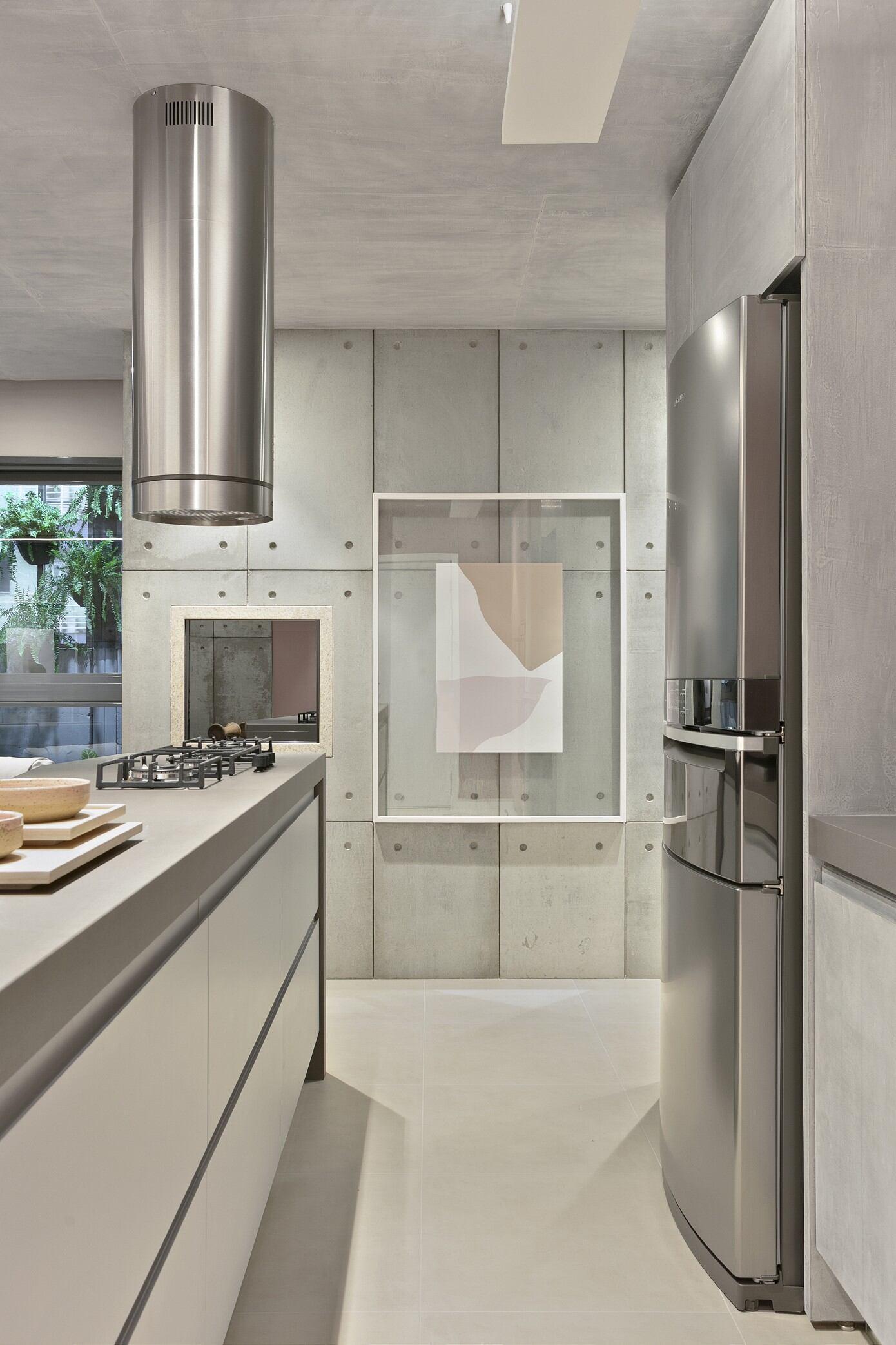 Arch 103 Apartment by Bohrer Arquitetura