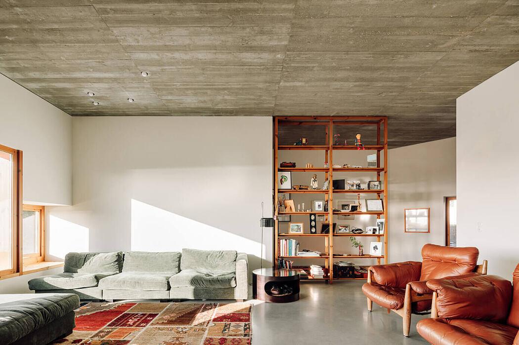 House in Costa do Castelo by Bak Gordon Arquitectos