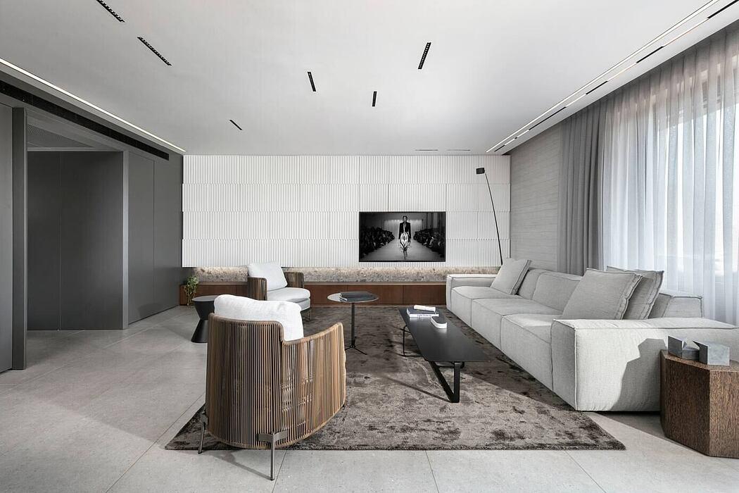 G   S Mini Penthouse by Studio Erez Hyatt