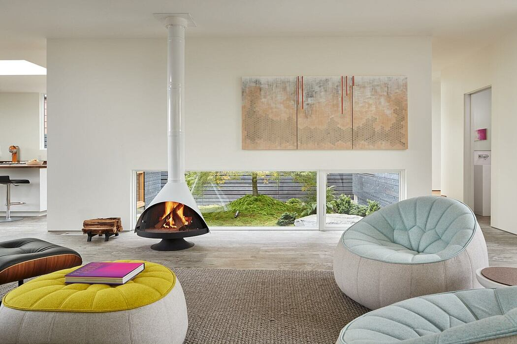 The Artist Residence by Heliotrope Architects